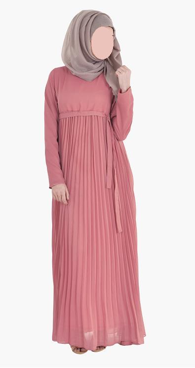 abaya-rose