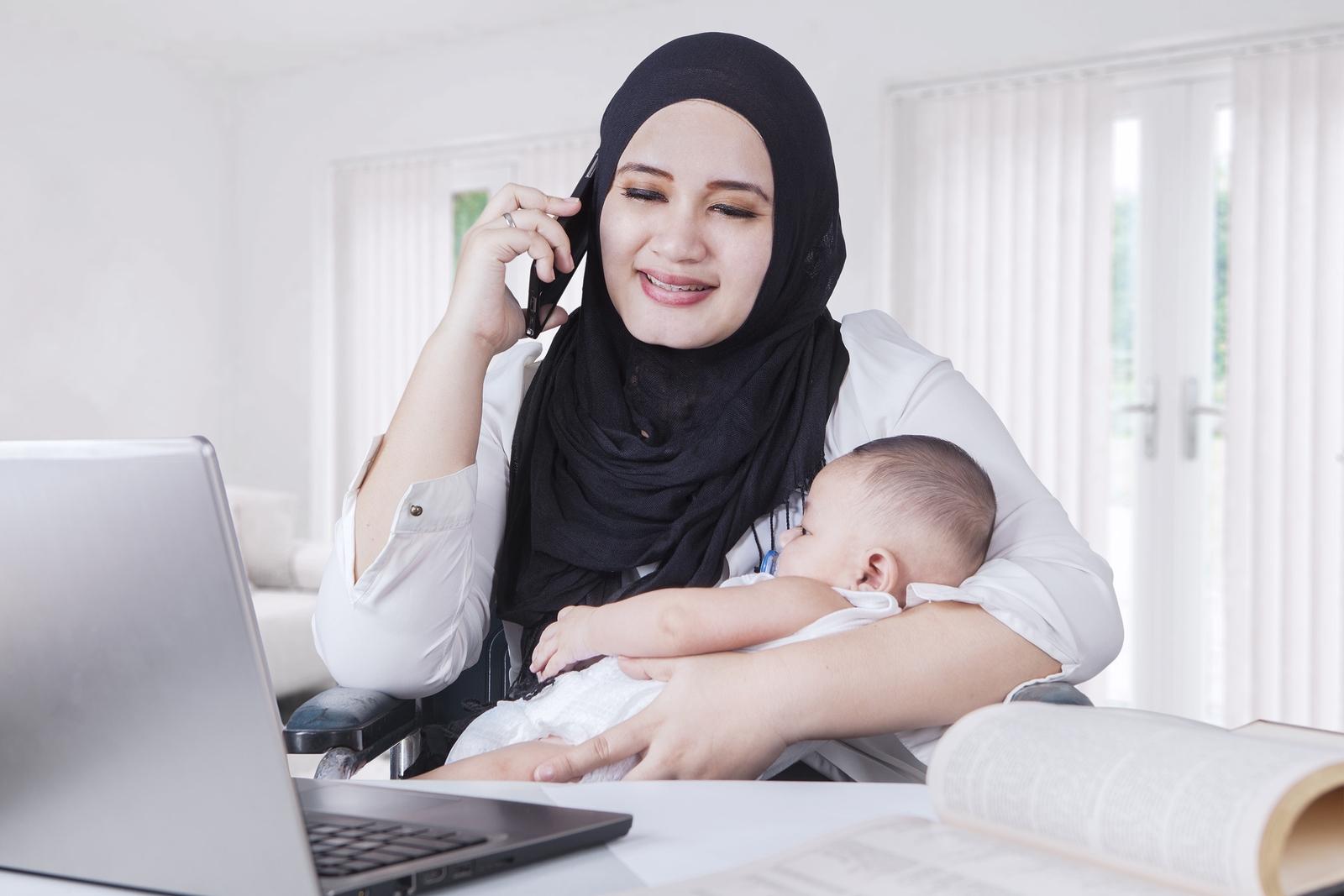 6 conseils pour bien s'organiser tout en étant une mère active.
